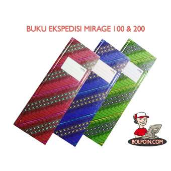 BUKU EKSPEDISI MIRAGE 100 HC Photo
