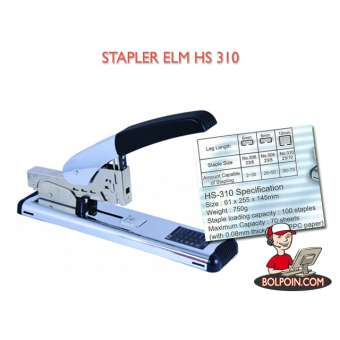 STAPLER ELM HS 310 Photo