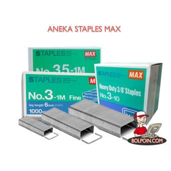 STAPLES MAX 12/15 Photo