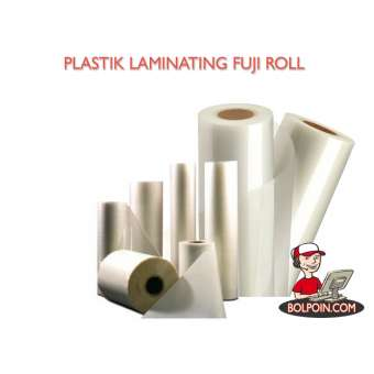 LAMINATING ROL FUJI 650 X 80U X 100M Photo