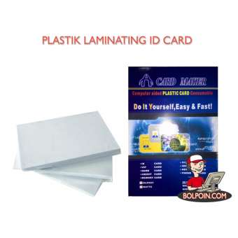 LAMINATING ID CARD MAKER Photo