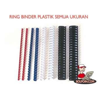 RING BINDER PLASTIK  HITAM 1-1/4 inch Photo