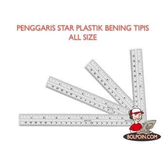 PENGGARIS STAR 40 CM Photo