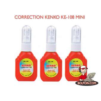 CORRECTION KENKO KE 108 (MINI) Photo