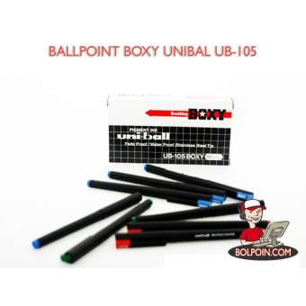 BALLPOINT BOXY UNIBALL UB 105 Photo