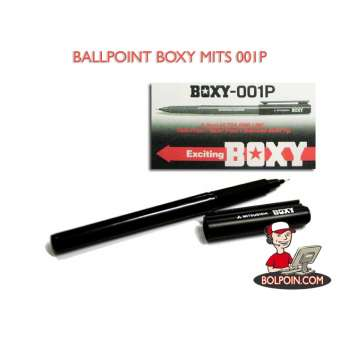 BALLPOINT BOXY MITS 001 Photo