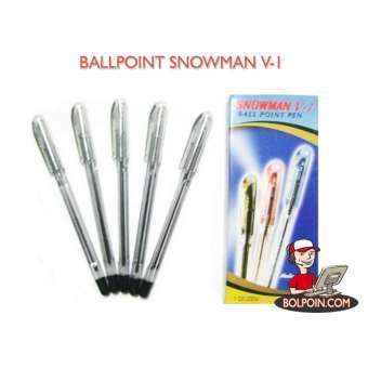 BALLPOINT SNOWMAN V-1 Photo