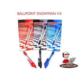 BALLPOINT SNOWMAN V-5 HT Photo