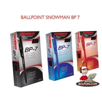 BALLPOINT SNOWMAN BP-7 Photo