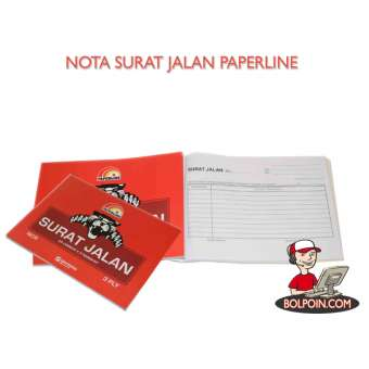 NOTA SURAT JALAN BESAR PAPERLINE 3 PLY NCR Photo