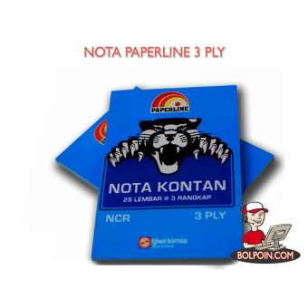 NOTA PAPERLINE KECIL NCR 3 PLY Photo
