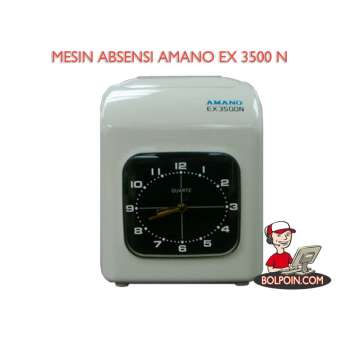 MESIN ABSENSI AMANO EX 3500 Photo