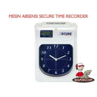 MESIN ABSENSI SECURE TIME RECORDE Photo