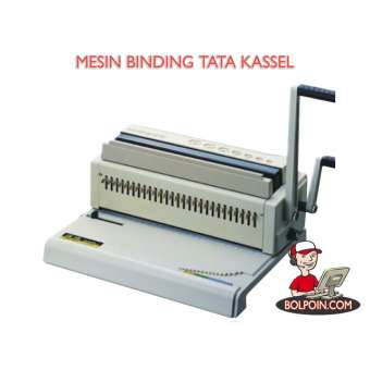 MESIN BINDING TATA KASSEL Photo