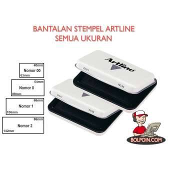 BANTALAN STEMPEL ARTLINE NO 00 Photo