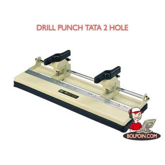 DRILL PUNCH TATA 2 HOLE Photo