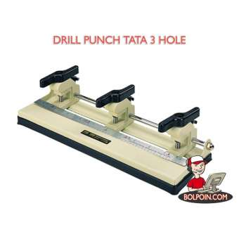 DRILL PUNCH TATA 3 HOLE Photo