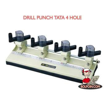 DRILL PUNCH TATA 4 HOLE Photo