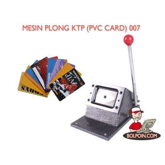 MESIN PLONG KTP/PVC CARD BT-007 Photo