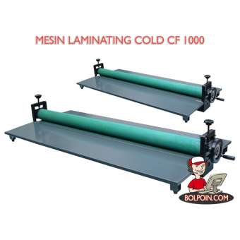 MESIN COLD LAMINATING CF-1000 Photo
