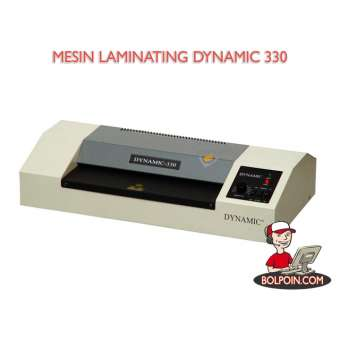 MESIN LAMINATING DYNAMIC 330 Photo