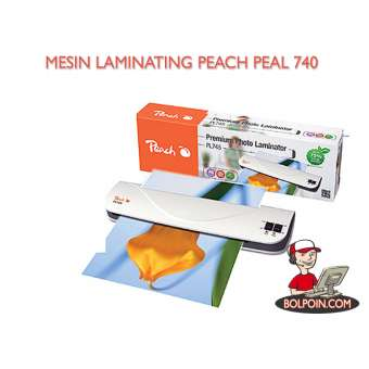 MESIN LAMINATING PEACH PL 740 A4 Photo