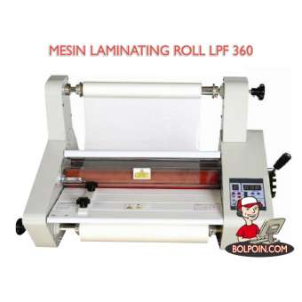 MESIN LAMINATING ROLL LPF 360 Photo