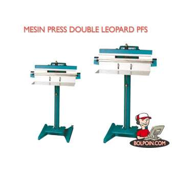 MESIN PRESS DOUBLE LEOPARD PFS 400 Photo