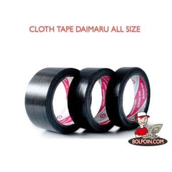 PLAKBAN CLOTH TAPE DAIMARU 1,5 INCH (36 X 12) Photo