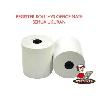 REGISTER ROLL/TELLSTRUK NCR SINARLINE 75 X 65 Photo