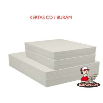 KERTAS CD BURAM BOLGIE RAPIDO Photo