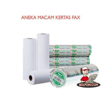 KERTAS FAX NEWFAX 210 X 30 Photo