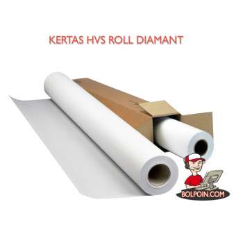 KERTAS HVS ROLL A1 (80G X 50 M) Photo