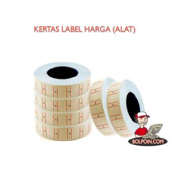 KERTAS LABEL HARGA DAIMARU Photo