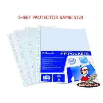 SHEET PROTECTOR BAMBI 5220 A4 Photo