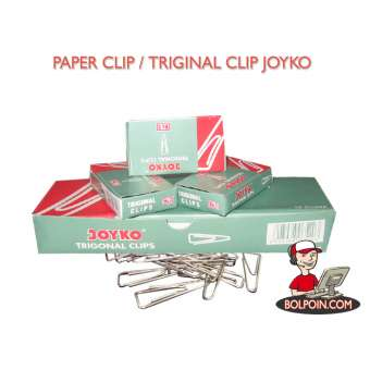 PAPER CLIP JOYKO NO 3 KECIL Photo