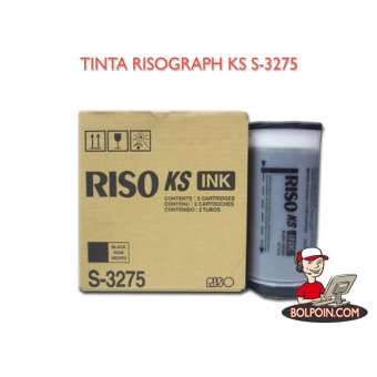 TINTA RISOGRAPH KS HITAM Photo