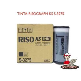 TINTA RISOGRAPH KS HITAM Photo