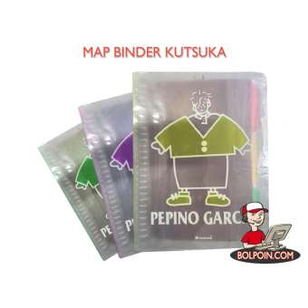 MAP BINDER KUTSUKA B5 Photo