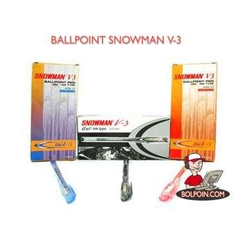 BALLPOINT SNOWMAN V-3 Photo