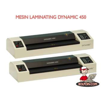 MESIN LAMINATING DYNAMIC 450 Photo