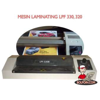 MESIN LAMINATING LPF 330 BWH Photo