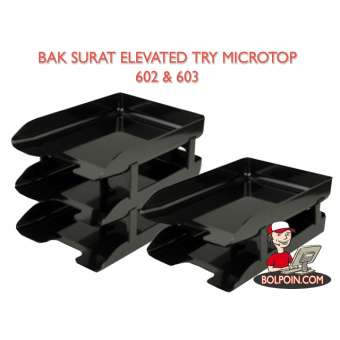 BAK SURAT ELEVATED TRAY 602 MICROTOP Photo
