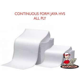 CONTINOUS FORM JPLUS HVS 14 7/8 X 11 (4 PLY) Photo