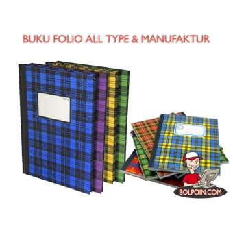 BUKU FOLIO PAPERLINE 100 HC Photo