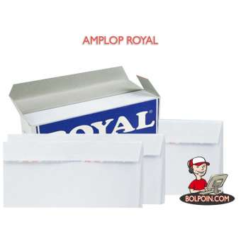 AMPLOP ROYAL 104 (TANGGUNG) Photo
