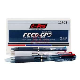BALLPOINT E PRO EB-001 3 WARNA Photo