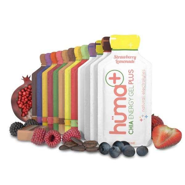 Huma sampler set (12 pcs) Photo