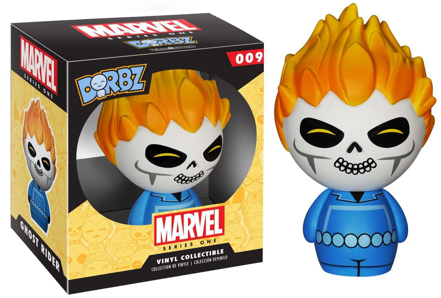 Dorbz: Marvel - Ghost Rider Photo