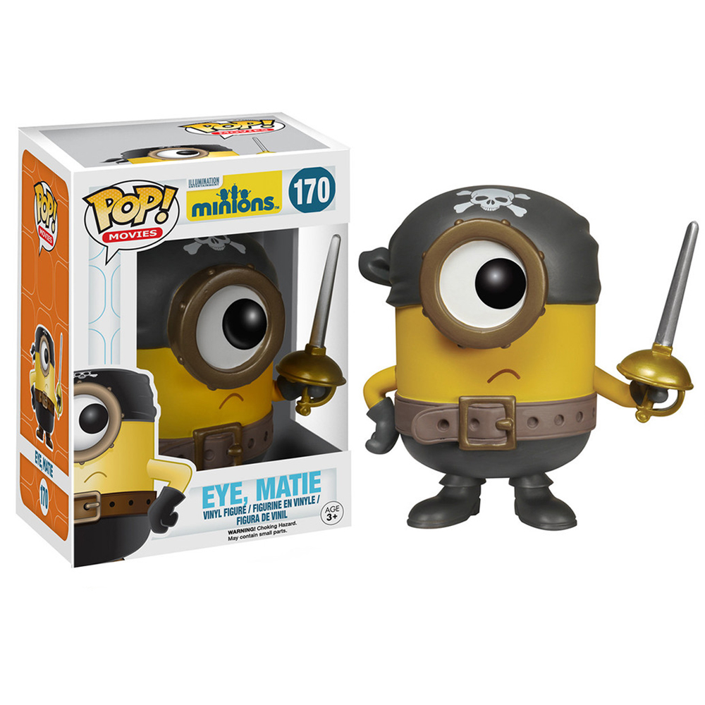 POP!: Minions - Eye, Matie Photo